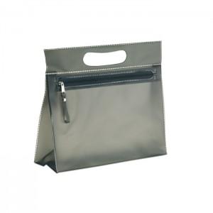 Átlátszó kozmetikai táska