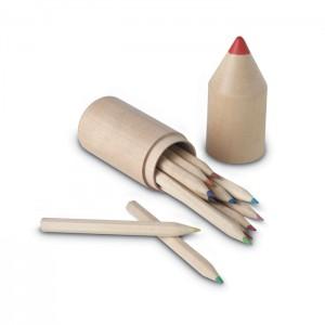 COLORET 12 db ceruza fadobozban