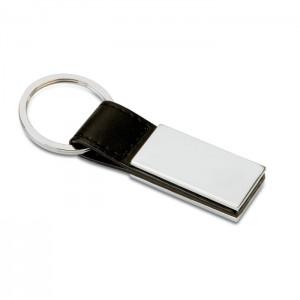 PU és fém kulcstartó