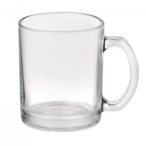 Üveg szublimációs bögre,300 ml