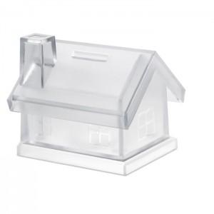 MYBANK Műanyag, házikó alakú persely