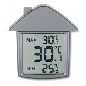 TERMOHOUSE Ház alakú hőmérő