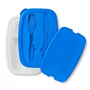 DILUNCH Ételdoboz evőeszközzel