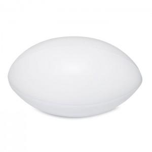 Rugby labda alakú stesszlabda