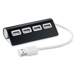 4 portos USB