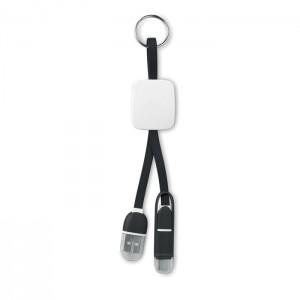 KEY RING C típusú USB kulcstartóval