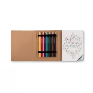 RELAX Felnőtt színezőkönyv