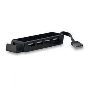 4 portos USB hub