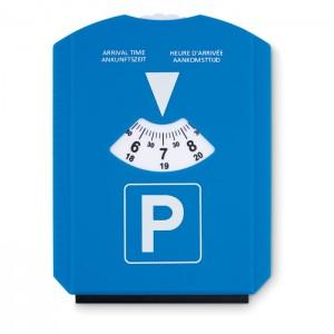 Jégkaparó és parkolókártya