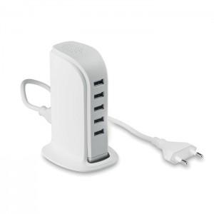 5 portos USB csatlakozó