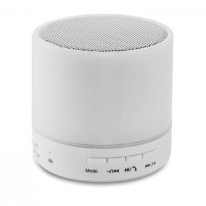 ROUND WHITE Bluetooth hangszóró