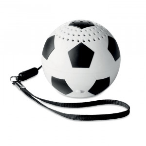 FIESTA Futball labda alakú hangszóró