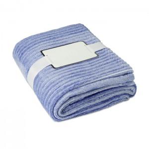 Fonalfestett flanel takaró