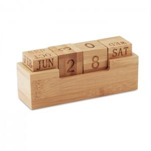 Bambusz naptár