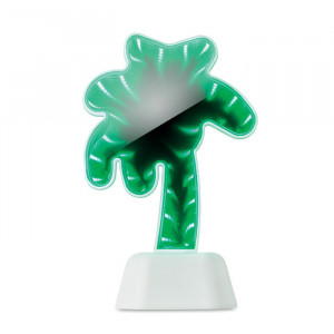 Tükör LED dekorációs pálmafa