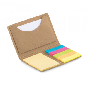 Jegyzetelő kártyatartó