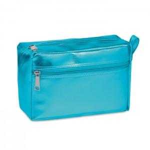 Fényes PVC kozmetikai táska