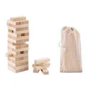PISA Fatorony játék pamut zsákban
