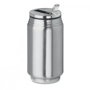 BOTTLE CAN Duplafalú pohár, doboz forma