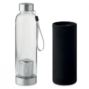 UTAH TEA Szimplafalú üvegpalack