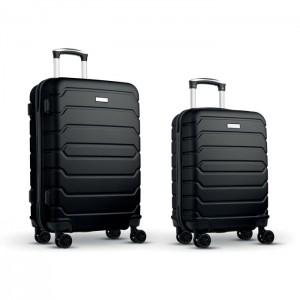 20 és 24 inch bőröndszett, ABS