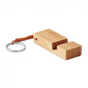 Telefontartós kulcstartó
