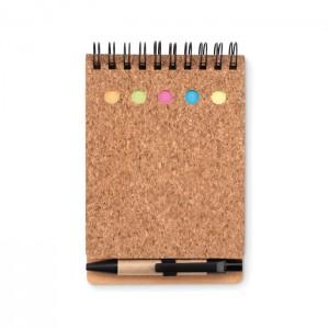 Parafa notesz jegyzetelővel
