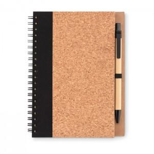 Parafa jegyzetfüzet tollal