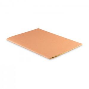 A4 kartonfedelű jegyzetfüzet