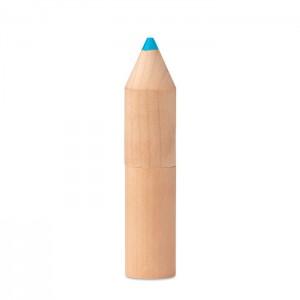 6 ceruza fa dobozban