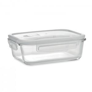 Üveg uzsonnás doboz, 900 ml