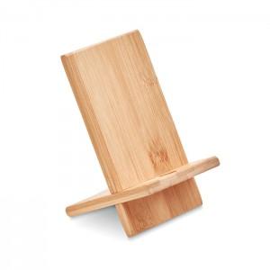 Bambusz telefontartó
