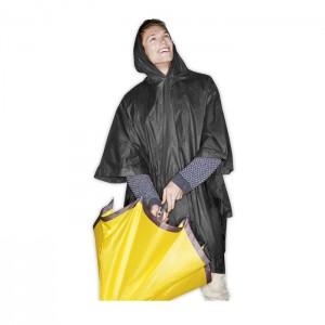 REGAL Műanyag kapucnis esőkabát