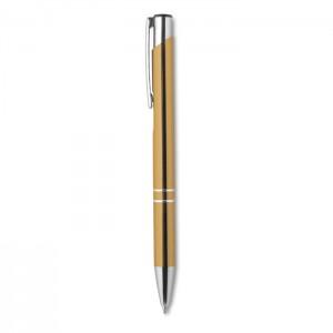 BERN Nyomózáras toll fekete betéttel