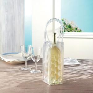 BACOOL Átlátszó PVC hűtőtáska