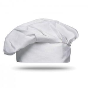 CHEF Pamut szakács sapka