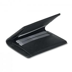 SHIELDCARD Kétszínű hitelkártya tartó