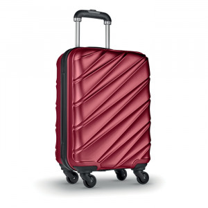 DUBAI PET merevfalú gurulós bőrönd