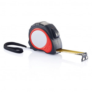 Tool Pro mérőszalag, piros
