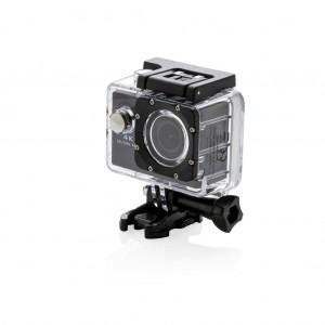 4K kamera, fekete