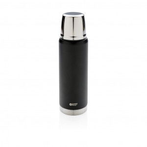 Swiss Peak Elite 0,5 literes vákuum réz palack, fekete
