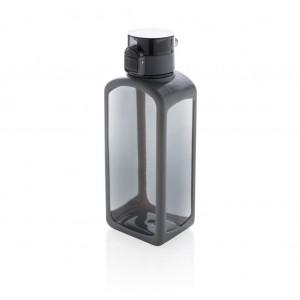 Squared zárható, szivárgásmentes tritán vizespalack