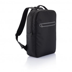 London laptop hátizsák, fekete