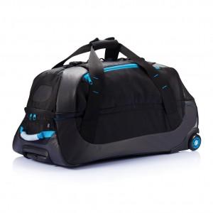 Nagy gurulós táska, kék