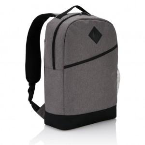 Modern stílusú hátizsák, szürke