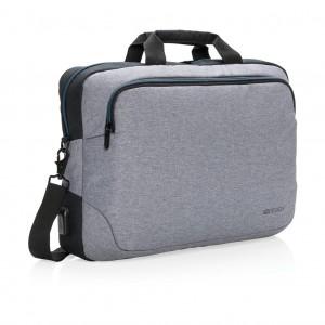 """Arata 15"""" laptop táska, szürke"""