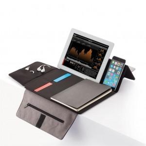 """Seattle 9-10""""-os tablet portfólió, szürke"""